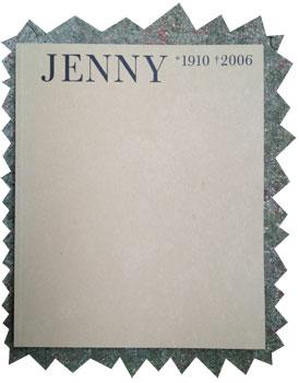 Jenny *1910 +2006